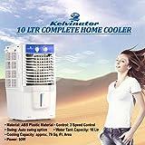 #10: KUMAKA Kelvinator KPC-10 90 Watts 10 Litre Personal Air Cooler For Medium Room
