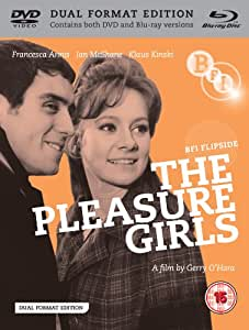 The Pleasure Girls (BFI Flipside) (DVD + Blu-ray)