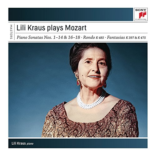 Lili Kraus Plays Mozart Piano ...