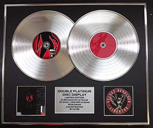 velvet-revolver-doppo-cd-platino-disc-record-edizione-ltd-certificato-di-autenticita-contraband-libe