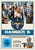 Danger 5 by David Ashby
