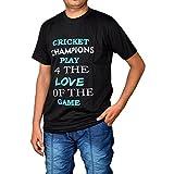 revin black graphic tshirt