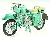 Mz Es 250 DDR Ostalgie Motorrad Modell Atlas 1:24