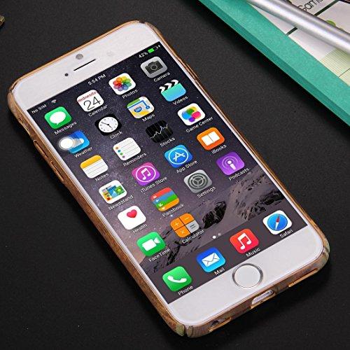 YAN Für iPhone 6 Plus / 6s Plus Retro Style Pattern PC Schutzhülle ( SKU : IP6P1170A ) IP6P1170A
