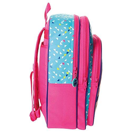 Imagen de disney 4852451 soy luna roller zone  escolar, 40 cm, 15.6 litros, multicolor alternativa