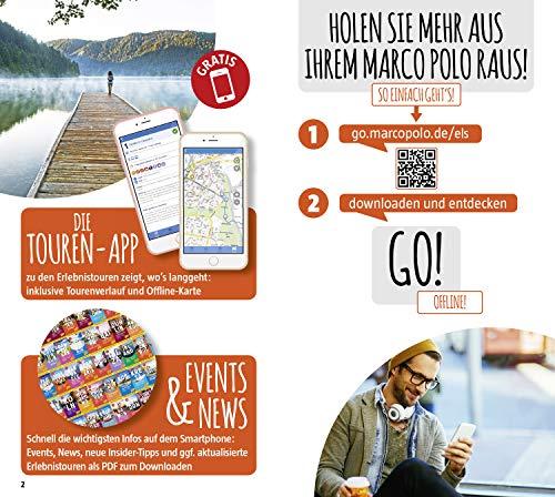 marco polo reisefuhrer los angeles reisen mit insider tipps inklusive kostenloser touren app update service