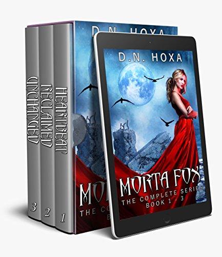 Morta Fox Boxed Set - The Complete Series