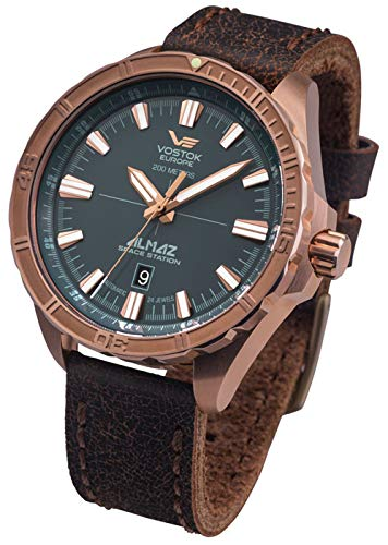 Vostok Europe Armbanduhr NH35-320O507 Herrenuhr