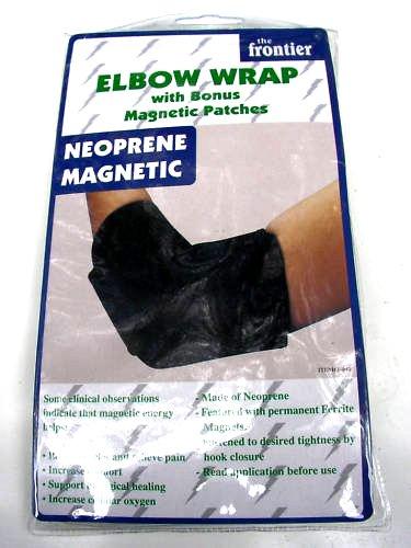 Magnetische Bio Therapie Ellenbogen Neopren Wrap - Therapie Ellenbogen-wrap
