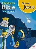 Children's Bible Comic Book Birth of Jesus