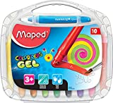 "Maped Color'Peps""2124226,25 cm (836310"")-Pastelli Gel Smoothy"