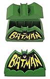 DC Comics–Batman–Boîte à biscuits en céramique 30cm–boite à biscuits–Batman 1966–Logo
