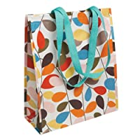 dotcomgiftshop Reusable Eco-friendly Shopping Bags - Choice Of Floral Design (Vintage Ivy)
