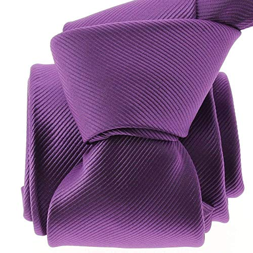 Clj Charles Le Jeune - Cravate Clj, Oeillet Mauve