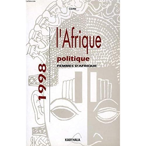 Clio N° 6/1997 : Femmes d'Afrique