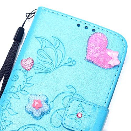 Coque iPhone 7 Plus, Meet de pour Apple iPhone 7 Plus (5,5 Zoll) Folio Case ,Wallet flip étui en cuir / Pouch / Case / Holster / Wallet / Case, Apple iPhone 7 Plus (5,5 Zoll) PU Housse / en cuir Walle B
