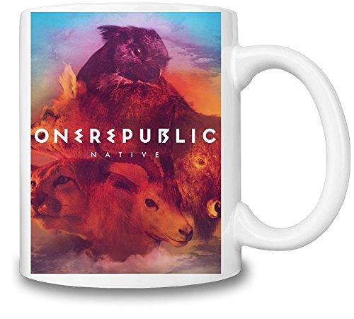 One Republic Native Album Cover Mug Cup