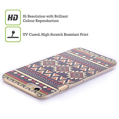 Head Case Designs Occhio Icone Dellantico Egitto Cover Retro Rigida per Apple iPhone 7 Plus / 8 Plus Prugna