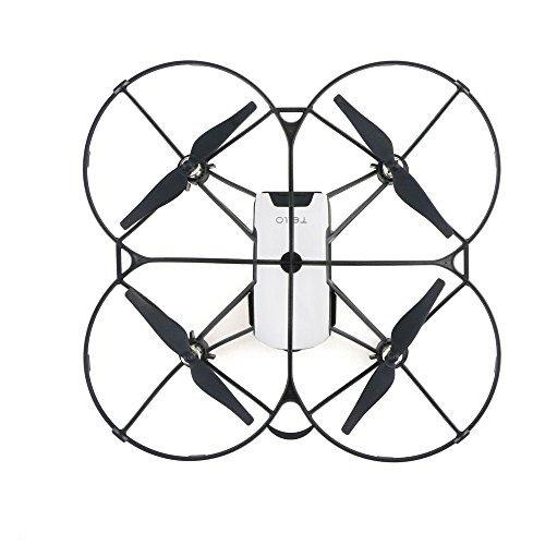 opellerSchutz ,routinfly für DJI Tello Drohnen zubehör (Schwarz, 1pcs) ()