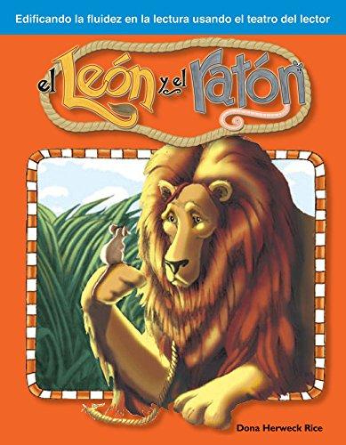 El león y el ratón (The Lion and the Mouse) (Building Fluency through Reader's Theater)