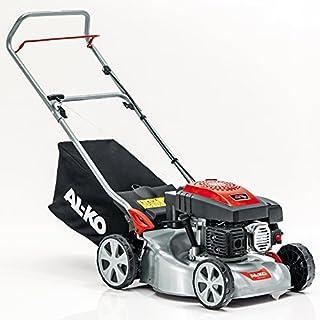 AL-KO Easy 4.2 P-S Push Petrol Lawnmower, Silver