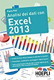Image de Analisi dei dati con Excel 2013 (Hoepli informatica)