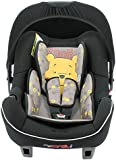 Infant Car seat DISNEY - Group 0+ (birth up to 13kg) - Made in France - 4 stars TCS - Side impact protection - 10 colors