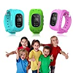 Description : Wristband Material: ABS, Silcon Sky Blue, Rose Red Colour Style: Modern Package Size: 8.5cm x 8.3cm x 6cm/L x W x T Type: Children GPS Watch With USB data cable plug: US plug or European plug is OK. Battery: 3.7V 320mA, included Main fu...
