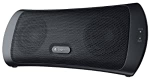Logitech Wireless Speaker Enceinte sans-fil pour iPad Bluetooth Autonomie: 10 heures -Compatible PC/iPad/iPhone Noir