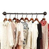LQQ-Garderobenständer Kleiderständer Antik Hanger Stand Stöcke - perfekt für den Einzelhandel Display für Schlafzimmer Wohnzimmer (Farbe : #2-70cm)