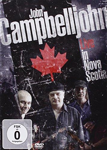 John Campbelljohn - Live in Nova Scotia Preisvergleich