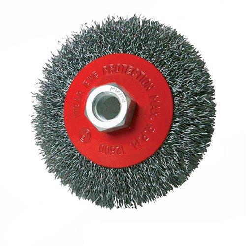 Silverline 277852 Crimp Bevel Brush, 100 mm Test