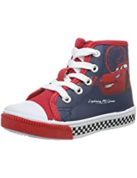Cars Boys Kids High Sneakers, Baskets Basses Garçon