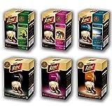 Bean2Pod: Rene Variety Flavour Bundle – 120 Rene ®Nespresso Compatible Coffee Capsules