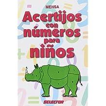 Acertijos con numeros para ninos/ Number Puzzles for Kids (juegos y acertijos)