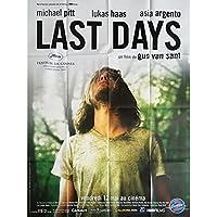 Ultimi giorni Movie Poster 47x 63in.–2005–Gus Van