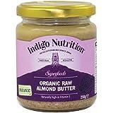 orgánica | Raw mantequilla de almendras 250 gramos