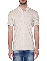 STOP To Start By Shoppers Stop Mens Printed Polo T-Shirt