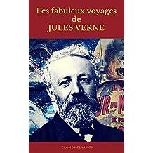 Les fabuleux voyages de Jules Verne (Cronos Classics) (French Edition)
