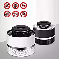 c22f9487828fa6 Noovo Lampe UV. USB Tue-Mouches Destructeur d  Insectes Electrique. USB Tue