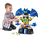 Imaginext - Batcueva transformable Batman Fisher-Price (Mattel DNF93)