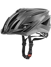 UVEX ultrasonic lx Helm black mat Kopfumfang 52-56 cm 2013