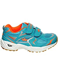 Lico - Zapatillas de atletismo de Material Sintético para niño