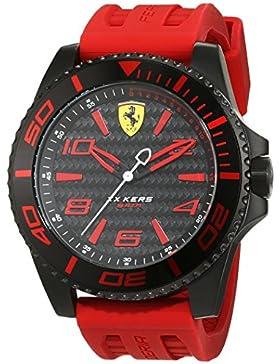 Scuderia Ferrari Herren-Armbanduhr Datum Klassisch Quarz 830308