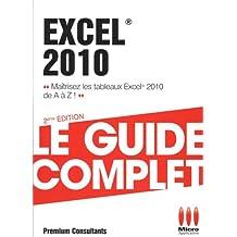 COMPLET EXCEL 2010
