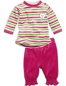 Schnizler Mädchen Jogginganzug Nickianzug 2-teilig, My Sweet Bear, Oeko-tex Standard 100