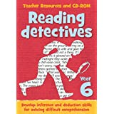 Year 6 Reading Detectives: Teacher Resources and CD-ROM