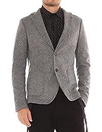 wholesale dealer 7868d 90313 lana cotta - Giacche e cappotti / Uomo ... - Amazon.it