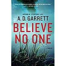 Believe No One: A Thriller