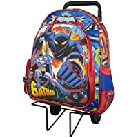 Batman-Comics Batman Backpack on Wheels 16 CM high